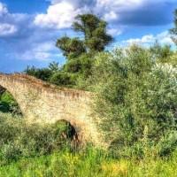 Η Γέφυρα στο Ανθοχώρι Βοΐου