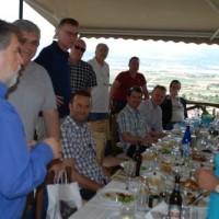 Κλιμάκιο Ελβετών από το Δήμο Ζυρίχης στα Σέρβια