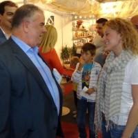 Στην 5η Έκθεση Εορδαία 2013 ο Αντιπεριφερειάρχης Π.Ε. Κοζάνης Γιάννης Σόκουτης