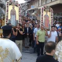 Σέρβια: Οι εκδηλώσεις εορτασμού της Αγ. Κυριακής