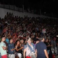 Με πλήθος κόσμου η συναυλία του Νίκου Ζιώγαλα, των «Μπλε» και του μοναδικού Λάκη Παπαδόπουλου – Βίντεο