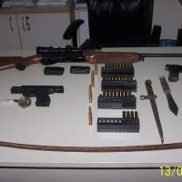 Συλλήψεις στο Τσοτύλι Κοζάνης για κατοχή και καλλιέργεια ναρκωτικών και παράνομη οπλοκατοχή