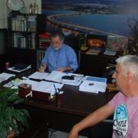 Δήμος Σερβίων – Βελβεντού: Υπογραφή σύμβασης κατασκευής έργου στο Πολύρραχο