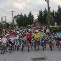 6ος Ποδηλατικός Δρόμος Υγείας στο Τρανόβαλτο