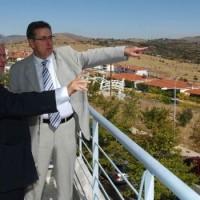 Τον Περιφερειάρχη Δυτικής Μακεδονίας επισκέφθηκε ο πρόεδρος του ΑΔΜΗΕ