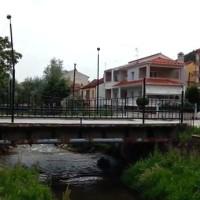 Η Φλώρινα του σήμερα περπατώντας δίπλα στον ποταμό Σακουλέβα! Βίντεο