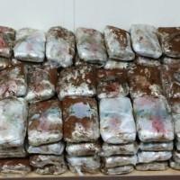 Σκοπιανός προσπάθησε να περάσει πάνω από 114 κιλά χασίς από την Κρυσταλλοπηγή Φλώρινας