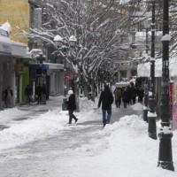 Επιδείνωση του καιρού με πτώση της θερμοκρασίας, βροχές και χιόνια στη Δυτική Μακεδονία