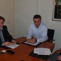 Δήμος Σερβίων – Βελβεντού: Υπογραφή των 5 πρώτων συμβάσεων για τα αντίστοιχα έργα LEADER