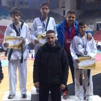 Επιτυχημένη η παρουσία των αθλητών Tae Kwon Do του Σπάρτακου στο διασυλλογικό πρωτάθλημα της Ε.ΤΑ.Β.Ε.