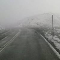 Χιόνια στο οδικό δίκτυο της Δυτ. Μακεδονίας – Που χρειάζονται αλυσίδες