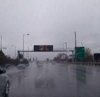Ιδιαίτερη προσοχή σε όσους κινούνται στην Εγνατία λόγω ισχυρών βροχοπτώσεων!