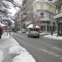 Πιθανότητα νέου χιονιά στις αρχές Φεβρουαρίου με ψύχος!