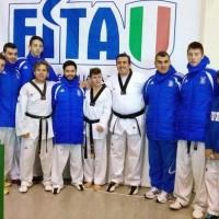 Προετοιμασία στην Ιταλία οι αθλητές της Μακεδονικής Δύναμης Κοζάνης