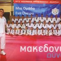 Με 12 αθλητές στο πρωτάθλημα της Ε.ΤΑ.Β.Ε. η Μακεδονική Δύναμη