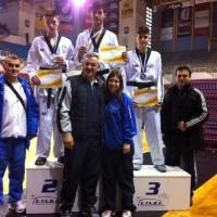 Έξι μετάλλια για την Μακεδονική Δύναμη Κοζάνης στο διασυλλογικό πρωτάθλημα της Θεσσαλονίκης