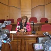 Την απόφαση της να μην διεκδικήσει εκ νέου το Δήμο Κοζάνης ανακοίνωσε η Αννα Νανοπούλου – Βίντεο