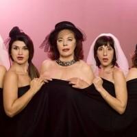Η θεατρική παράσταση «Γάμοι, Κηδείες και δεν έχω τίποτα να φορέσω» στο Βελβεντό