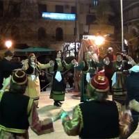 Δείτε τα χορευτικά του Πολιτιστικού Συλλόγου Σκ'ρκας στα πλαίσια των εκδηλώσεων της Κοζανίτικης Αποκριάς 2014!