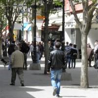 Έκθεση παραδοσιακών προϊόντων στα ξύλινα «σπιτάκια» του Επιμελητηρίου στην πλατεία Κοζάνης την Αποκριά