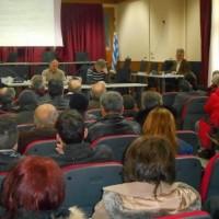 ANT.A.M.A: Δείτε όλη την ανοιχτή συνέλευση στα Σέρβια
