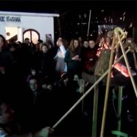 Πλήθος κόσμου στο Αποκριάτικο Γλέντι που στήθηκε στον Φανό «Πλατάνια»! Δείτε το βίντεο