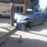 Καραμπόλα τριών οχημάτων στην Πτολεμαΐδα!