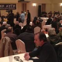 Οι υποψήφιοι της «Χρυσής Αυγής» για τη Δυτική Μακεδονία