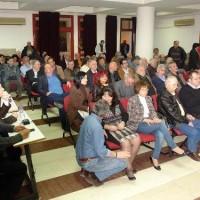 Με επιτυχία η πολιτική εκδήλωση του ΣΥΡΙΖΑ Εορδαίας με ομιλητή τον καθηγητή Γιώργο Κατρούγκαλο