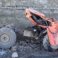 Παρ'ολίγον θανατηφόρο ατύχημα στο ορυχείο Μαυροπηγής της ΔΕΗ!
