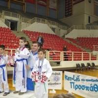5 Μετάλλια για τους αθλητές της Μακεδονικής Δύναμης