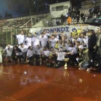 Κυπελλούχος για 2η φορά στην ιστορία του ο Μακεδονικός Φούφα στον τελικό Κυπέλλου ΕΠΣ Κοζάνης