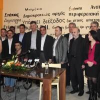 Παρουσίαση των πρώτων υποψήφιων περιφερειακών συμβούλων του Θ. Καρυπίδη – Δείτε τα ονόματα