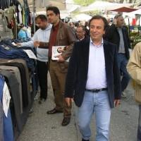 «ΑλλαΖουμε Εποχή»: Επισκέψεις Θ. Μουμουλίδη σε λαϊκές αγορές – Εγκαίνια εκλογικού κέντρου στην Κοζάνη