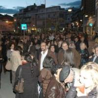 Παρουσία πλήθους κόσμου πραγματοποιήθηκαν τα εγκαίνια του εκλογικού κέντρου του Θ. Μουμουλίδη