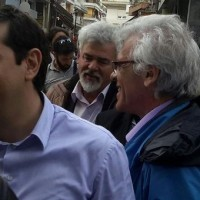 Στην κεντρική ομιλία του Αλέξη Τσίπρα στην Κοζάνη ο υποψήφιος Δήμαρχος Εορδαίας Δημήτρης Ζαραφίδης
