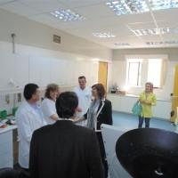 Επίσκεψη Δημάρχου Εορδαίας στο Μποδοσάκειο Νοσοκομείο