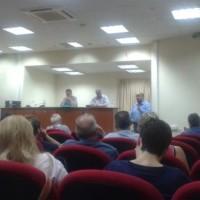 Συνάντηση των μελών του συνδυασμού του Λ. Μαλούτα για το μέλλον της «Ενότητας»