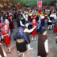 Θερινές εκδηλώσεις των χορευτικών τμημάτων του Μορφωτικού Ομίλου Βελβεντού