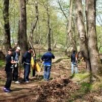 Κάλεσμα από τους ποδηλάτες Σερβίων για καθαρισμό μονοπατιού στο Πλατανόρευμα