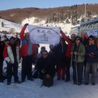 Εξόρμηση του Συλλόγου Ελλήνων Ορειβατών Κοζάνης στα Μετέωρα