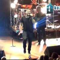 Ξεσήκωσε για τα καλά τον κόσμο της Κοζάνης ο Αντώνης Ρέμος στη συναυλία του! Βίντεο
