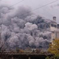 Η φωτογραφία της ημέρας: Συγκλονιστικές εικόνες της φωτιάς στον ΑΗΣ Πτολεμαΐδας!