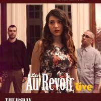 Πέμπτη 6 Νοεμβρίου Live βραδιά με Les Au Revoir @ BARCODE Beer Bar!