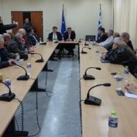 Βίντεο: Συνάντηση με τους εκπροσώπους των φανών της Κοζάνης στην Περιφέρεια – 600 ευρώ στήριξη για κάθε φανό