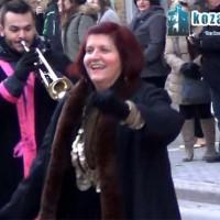 Κίντσαν οι Απουκρές! Χαιρετισμός της προέδρου του ΟΑΠΝ Κοζάνης Φανής Φτάκα Τσικριτζή
