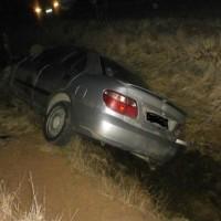 Τροχαίο ατύχημα το βράδυ της Καθαράς Δευτέρας έξω από την Ασβεστόπετρα Εορδαίας