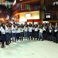 Δείτε βίντεο και φωτογραφίες από τα χορευτικά της Παρασκευής στην εξέδρα της πλατείας Κοζάνης!