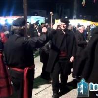 Το γλέντι στον Φανό του «Άι Θανάση»! Δείτε το βίντεο του kozaniLife.gr