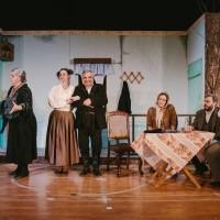 Η αποκριάτικη παράσταση του Γ. Παφίλη: « Η Στιργιανή κι ο Στύλον»